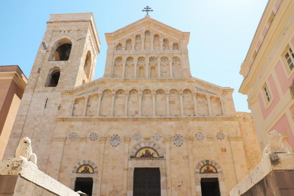 Sardinien, die Kathedrale von Cagliari