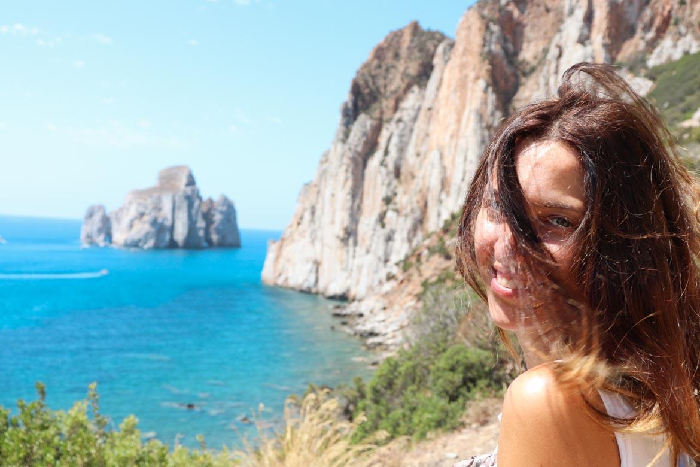 Sardinien Roadtrip: Ausblick auf den Pan di Zucchero