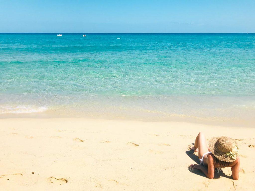 Sardinien Roadtrip: Relax am Strand Tiliguerta